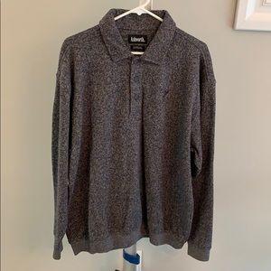 Men's large Ashworth pullover
